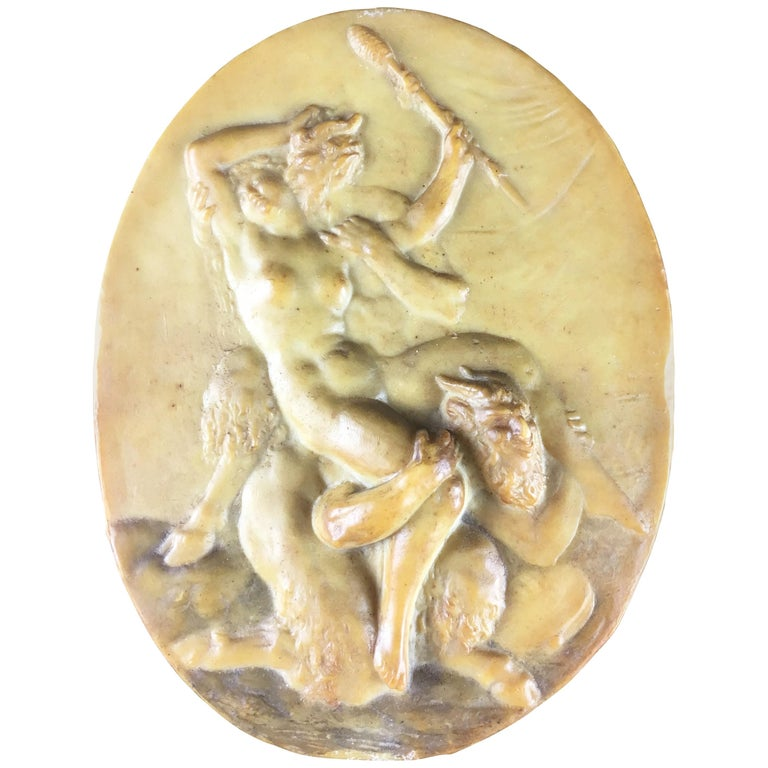 19th Century French Bronze Sculpture Casting Lost Wax Decorative Object For Sale