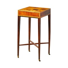 Late 18th Century George III Specimen Side Table