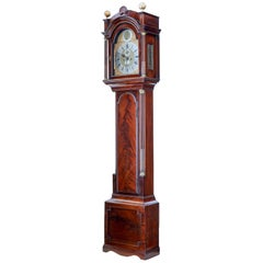 Late 18th Century Georgian Mahogany Longcase Clock John Purden, London