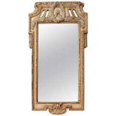 Late 18th Century Gustavian Mirror