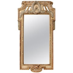 Late 18th Century Gustavian Mirror