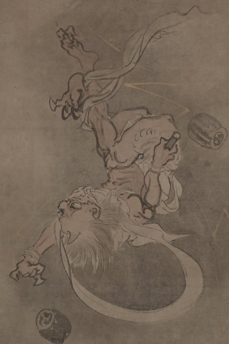Raijin - God of Thunder