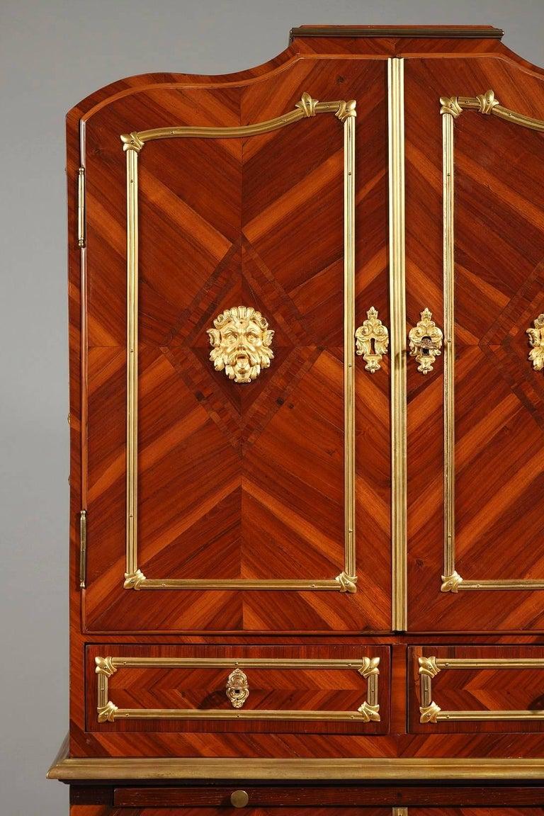 Late 18th Century Louis XVI Cartonnier Desk For Sale 3