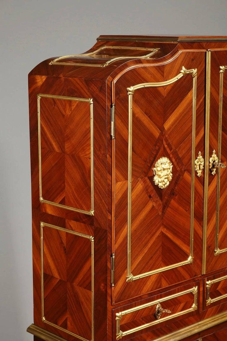 Late 18th Century Louis XVI Cartonnier Desk For Sale 1