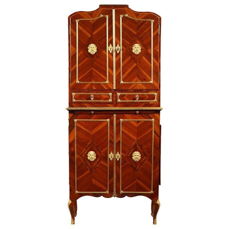 Late 18th Century Louis XVI Cartonnier Desk For Sale