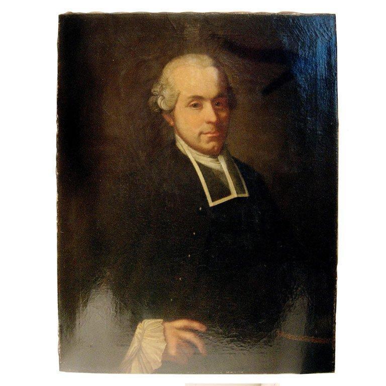 Late 18th Century Portrait of a Gentleman, English