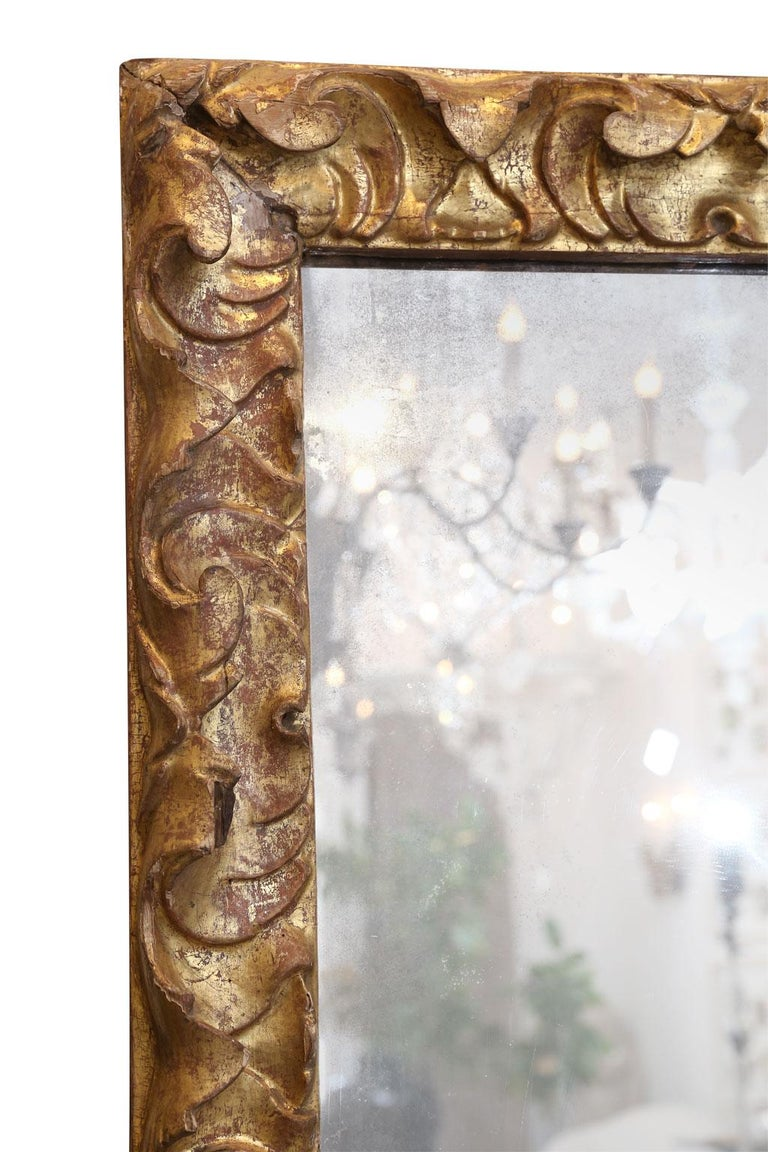 Late 18th Century Portuguese Mirror For Sale 3