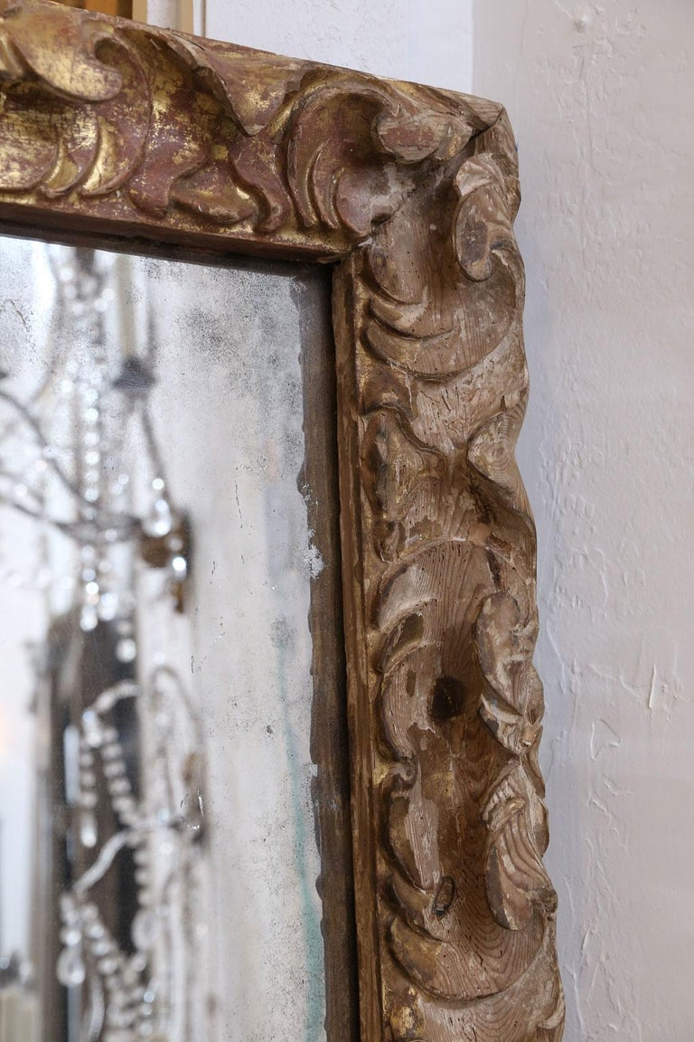Late 18th Century Portuguese Mirror For Sale 4