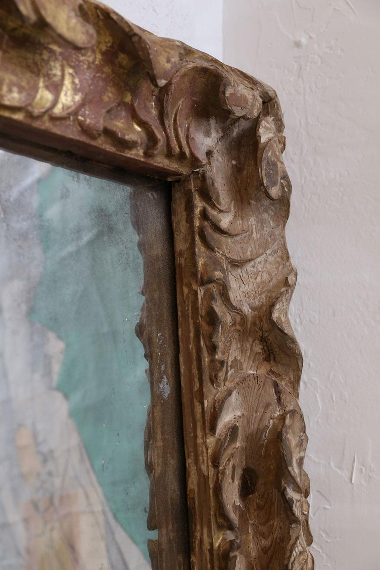 Late 18th Century Portuguese Mirror For Sale 5