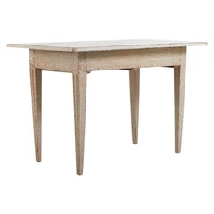 Late 18th Century Provincial Swedish Gustavian Side Table