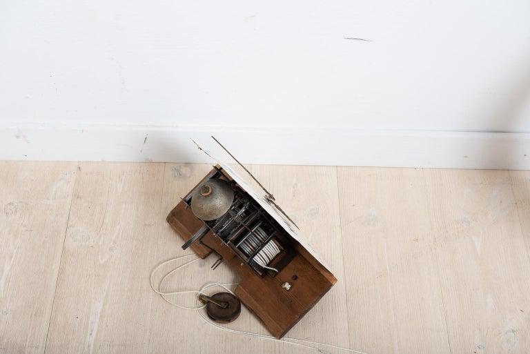 Late 18th Century Swedish Gustavian Long Case Clock For Sale 7