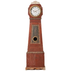 Late 18th Century Swedish Gustavian Mora Clock