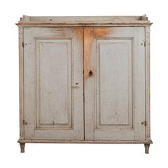 Late 18th Century Swedish Gustavian Provincial Sideboard