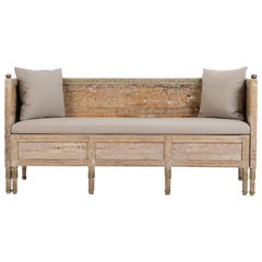 Late 18th Century Swedish Gustavian Sofa