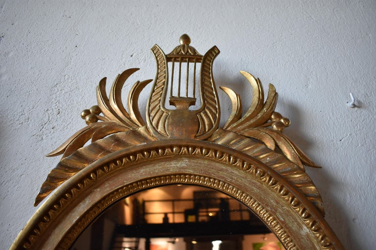 Late 18th century Swedish wall sconces, Stockholm 1780s Original and untouched condition.