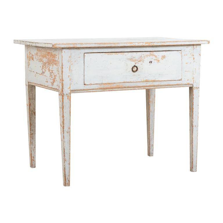 Late 18th Century Swedish Provincial Gustavian Side Table
