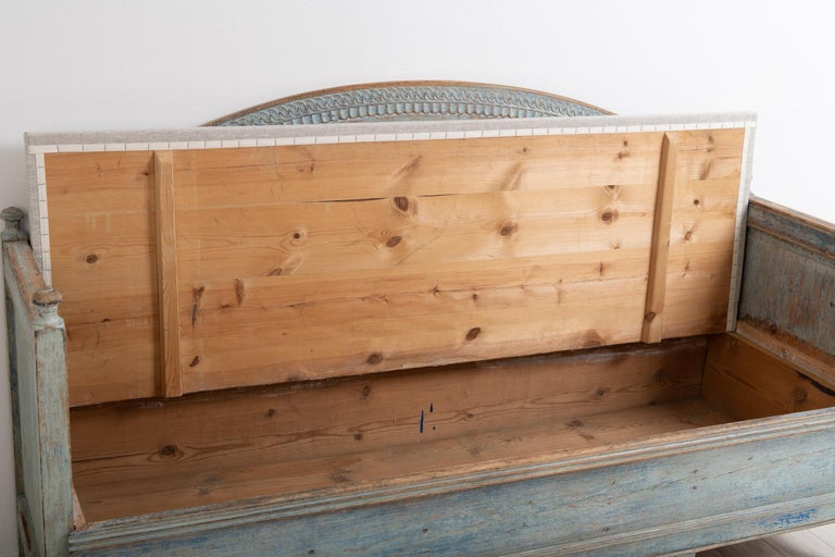 Late 18th Century Unusual Swedish Gustavian Sofa 5