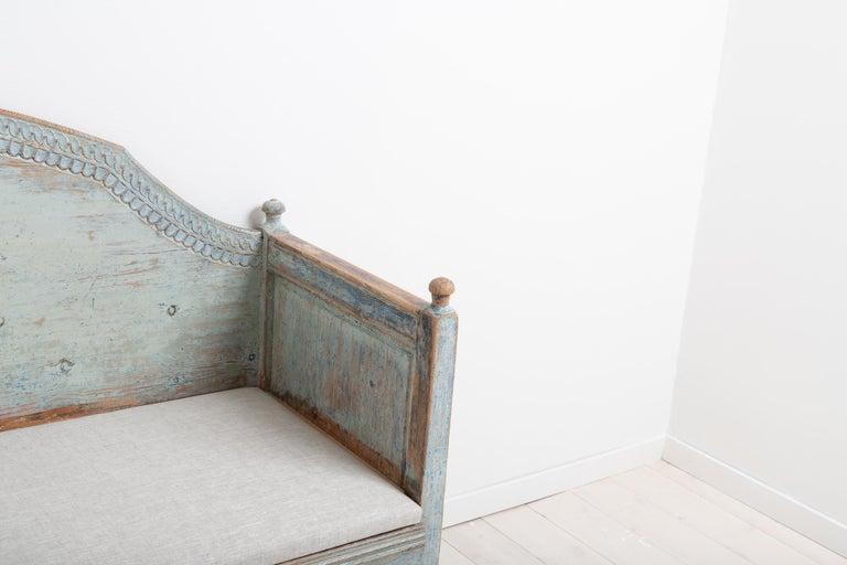 Late 18th Century Unusual Swedish Gustavian Sofa 3