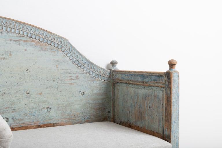 Late 18th Century Unusual Swedish Gustavian Sofa 4