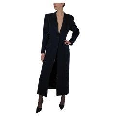 Late 1990s Yves Saint Laurent Smoking Coat