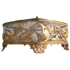 Late 19th Century Art Nouveau Centrepiece