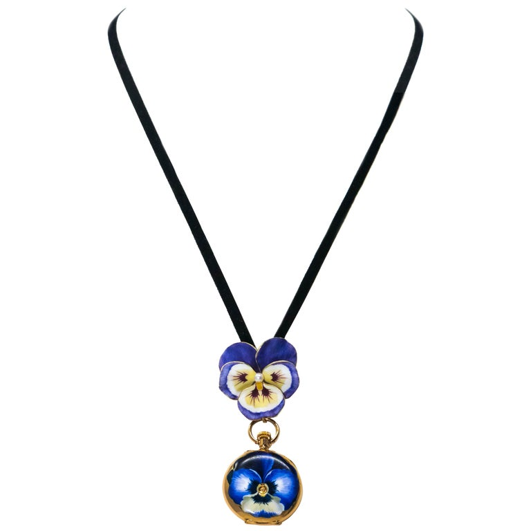Dimensions Styled as Necklace : *70 mm Drop X 30mm wide  Dimensions Styled as Brooch/ Pin only 30mm long X 30mm   Dimensions Styled as necklace timepiece pendant only 40mm long X 30mm wide  Interchangeable and Can be fashioned in 4 different styles