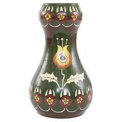 Late 19th Century Austrian Porcelain Vase