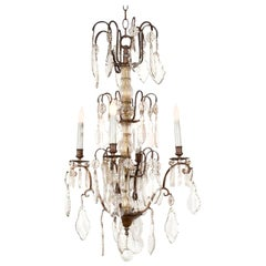 Late 19th Century Baccarat Chandelier