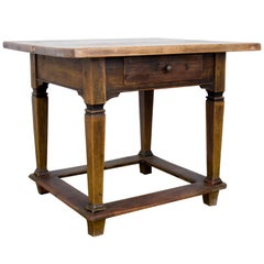Late 19th Century Central European Wood Table
