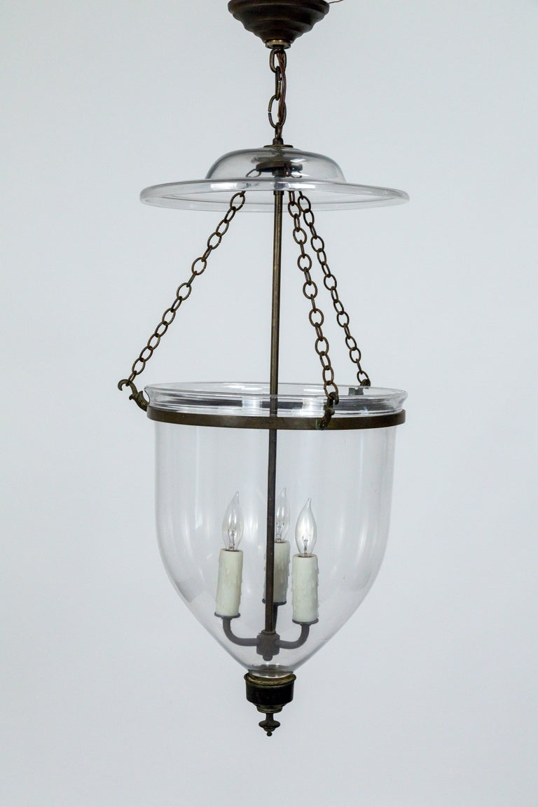 Late 19th Century English Bell Jar For Sale 5