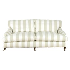 Late 19th Century English Howard Style Sofa