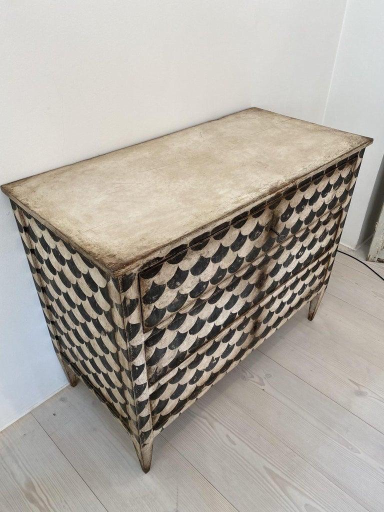 Wood Late 19th Century Eye-Catching Italian Dresser
