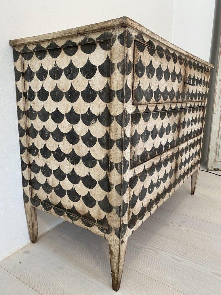 Late 19th Century Eye-Catching Italian Dresser 1