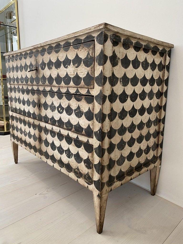 Late 19th Century Eye-Catching Italian Dresser 2