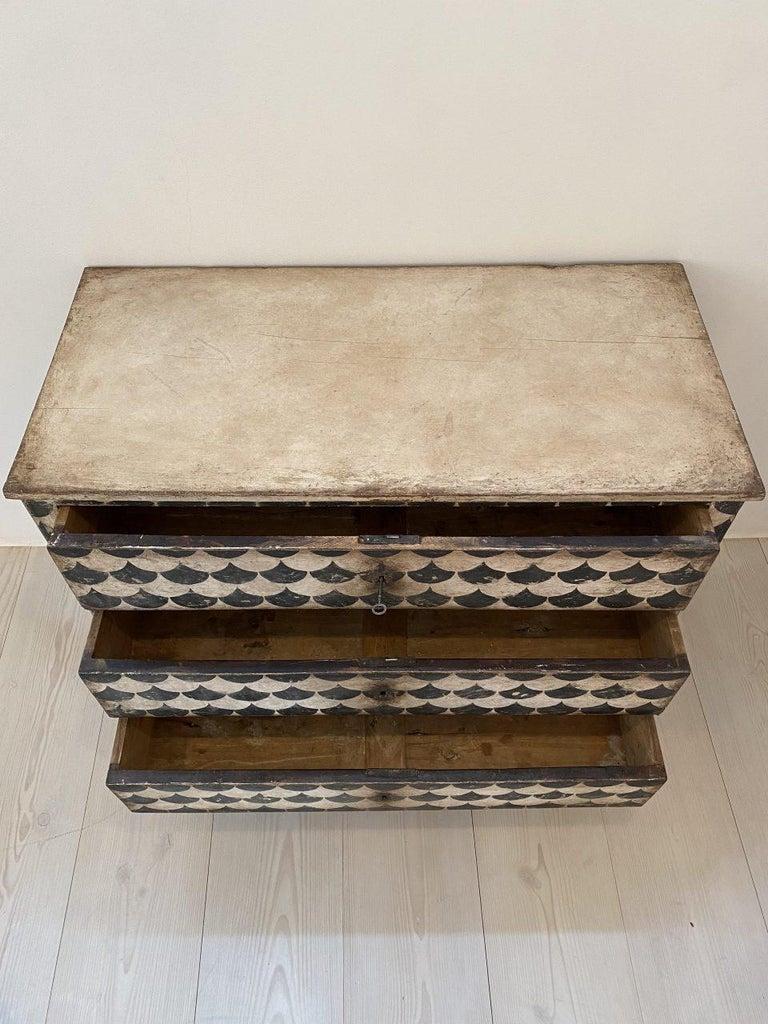 Late 19th Century Eye-Catching Italian Dresser 3
