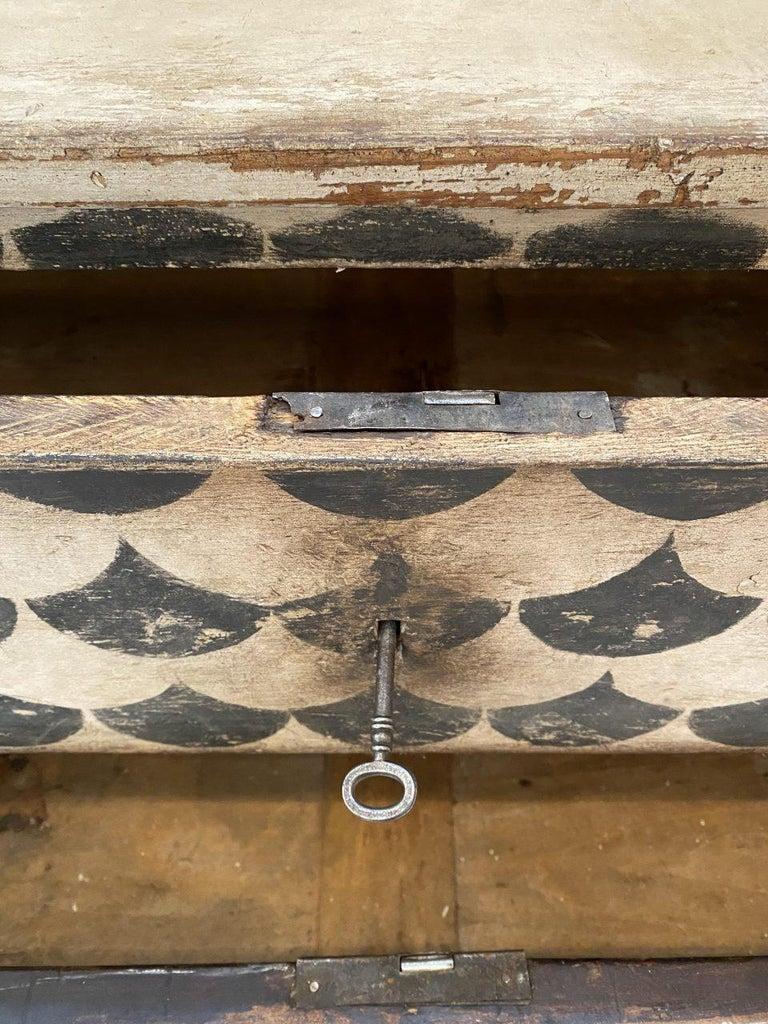Late 19th Century Eye-Catching Italian Dresser 4