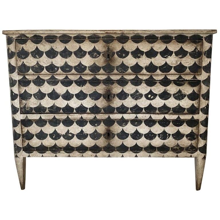 Late 19th Century Eye-Catching Italian Dresser