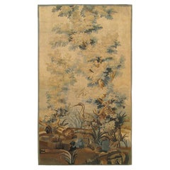 Late 19th Century French Aubusson Tapestry Panel