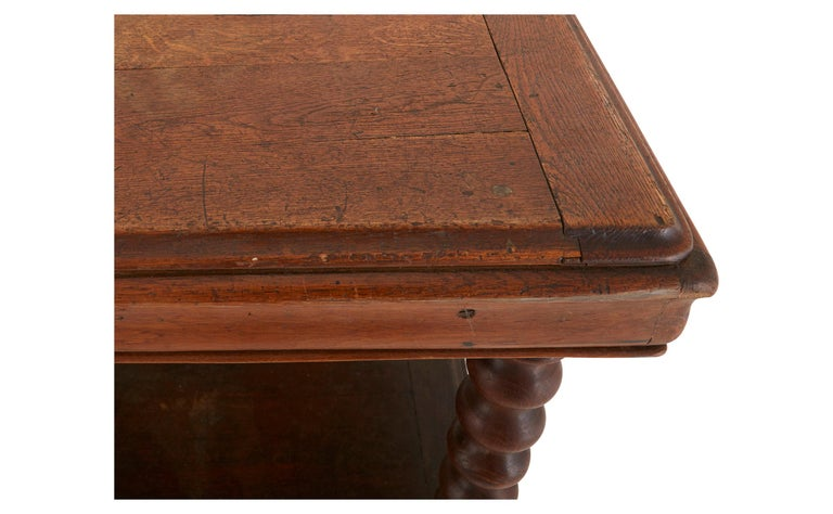 Late 19th Century French Draper's Table 2