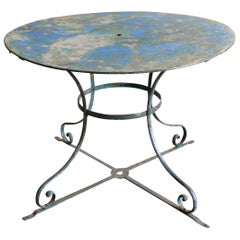 Late 19th Century French Garden Table
