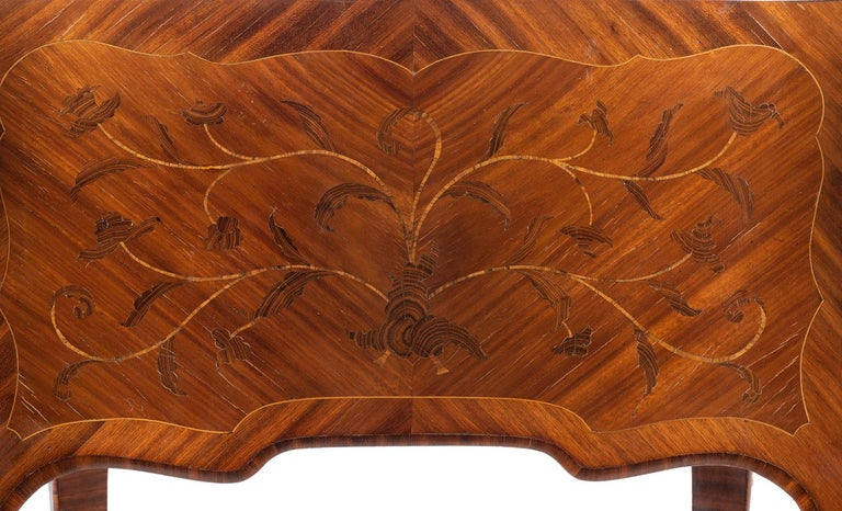 Late 19th Century French Ladies Writing Desk For Sale 7