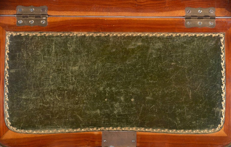 Late 19th Century French Ladies Writing Desk For Sale 1