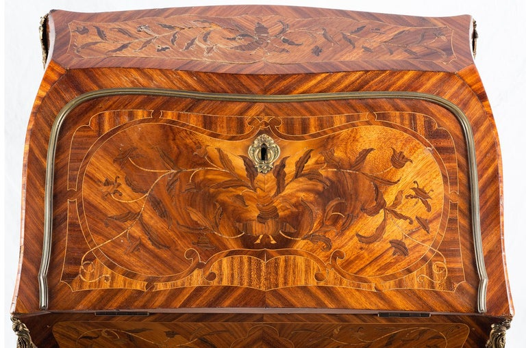 Late 19th Century French Ladies Writing Desk For Sale 2