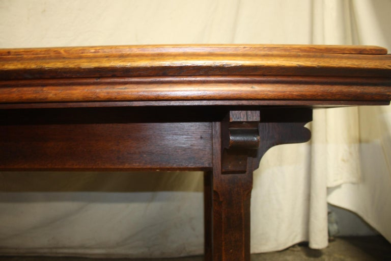 Late 19th Century French Table Desk For Sale 9