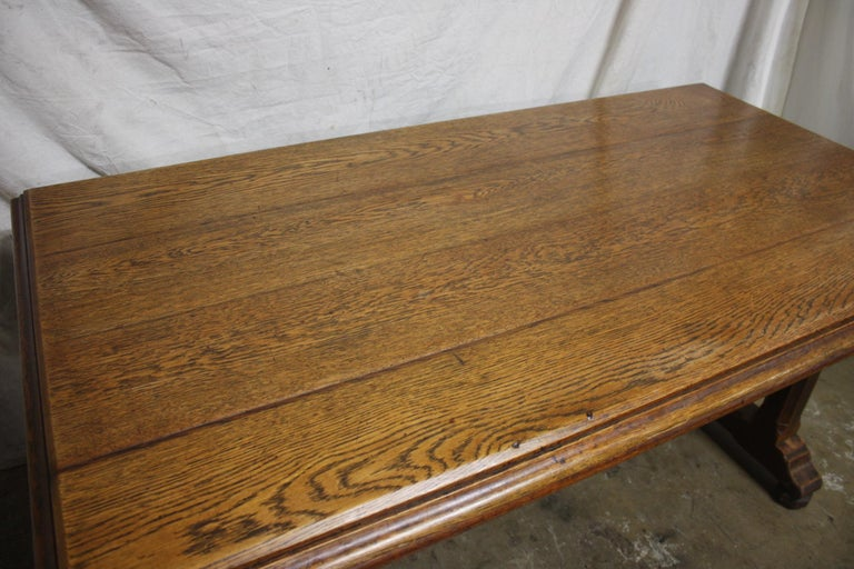 Late 19th Century French Table Desk For Sale 5