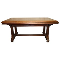 Late 19th Century French Table Desk