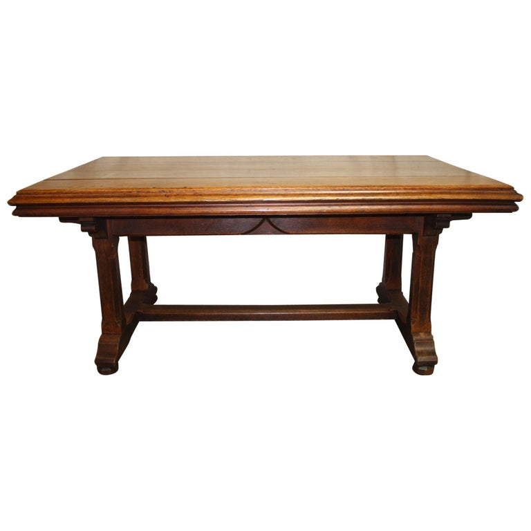 Late 19th Century French Table Desk For Sale