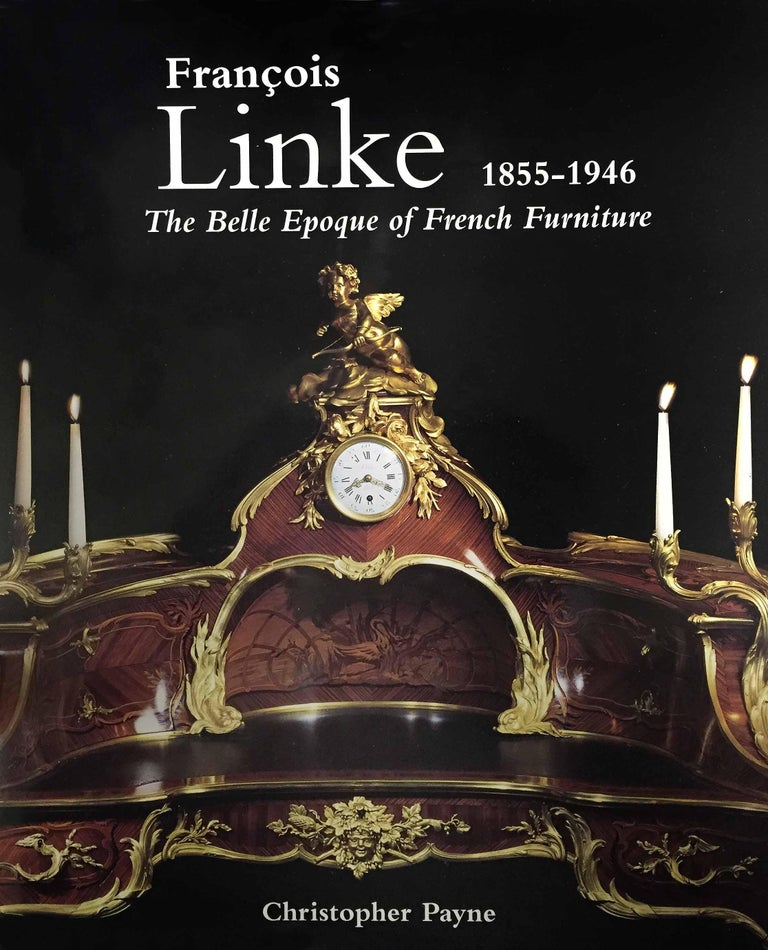 Late 19th Century Gilt Bronze Mounted Bureau a Cylindre by François Linke For Sale 5