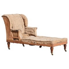 Late 19th Century Howard and Sons Daybed