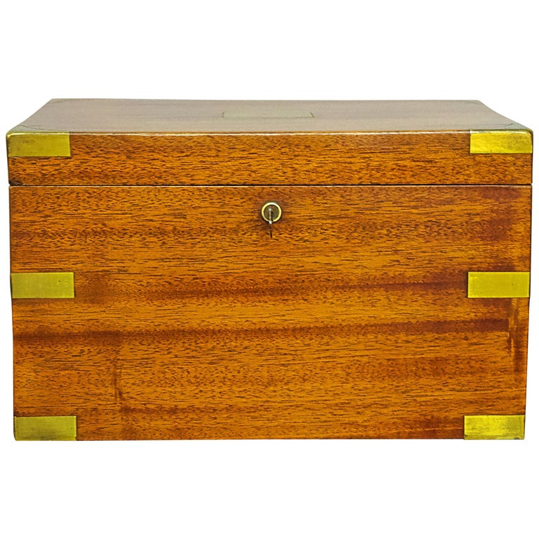 Late 19th Century Humidor For Sale